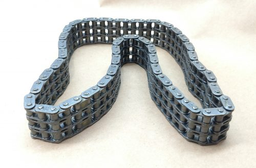 "RENOLD PRIMARY CHAIN 78 LINKS 1//2/"" X 5//16/""   TRIUMPH PRE-UNIT RIGID FRAME"