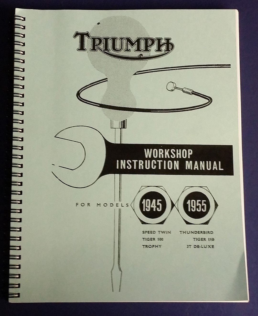 triumph tiger 1050 service manual pdf