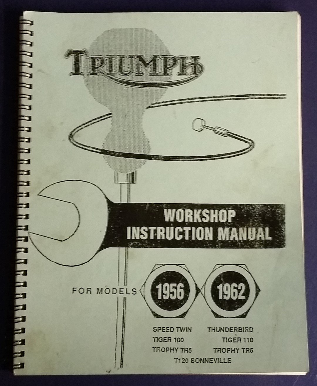 Triumph Pre-Unit Service Manual ...