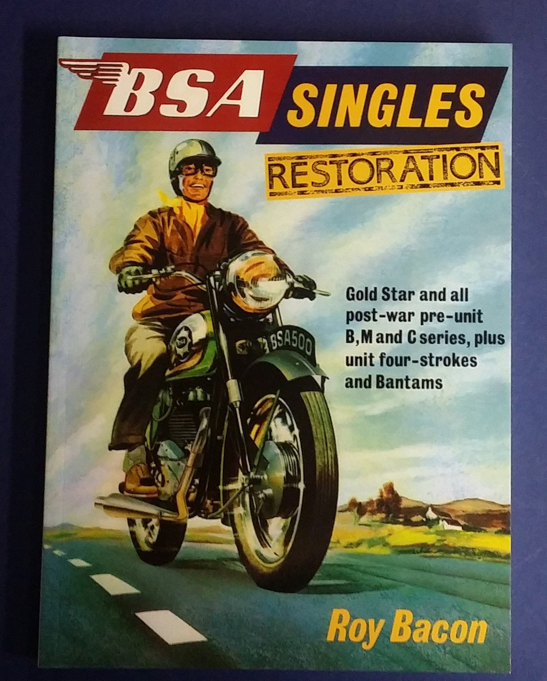 roy bacon motorcycle dating service