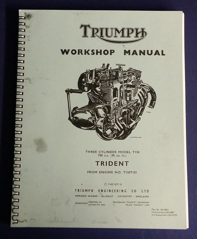 Triumph T150 ...