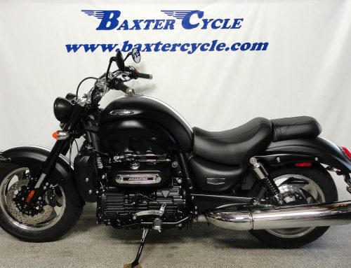 2018 Triumph Rocket 3 Roadster
