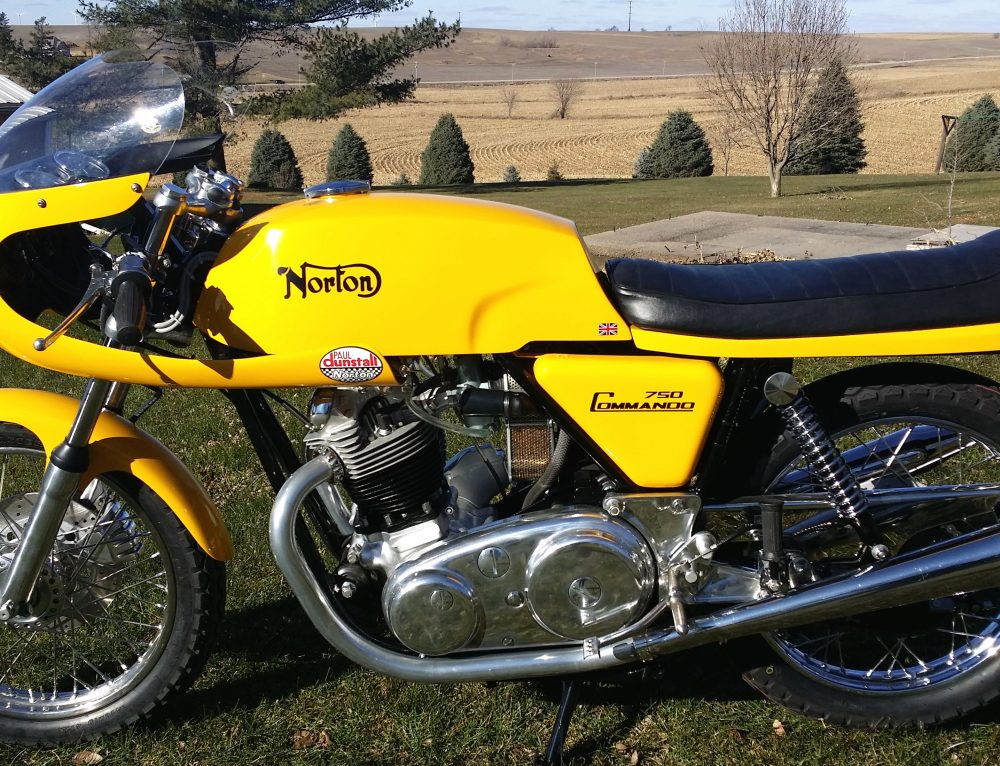 1972 Norton Dunstall