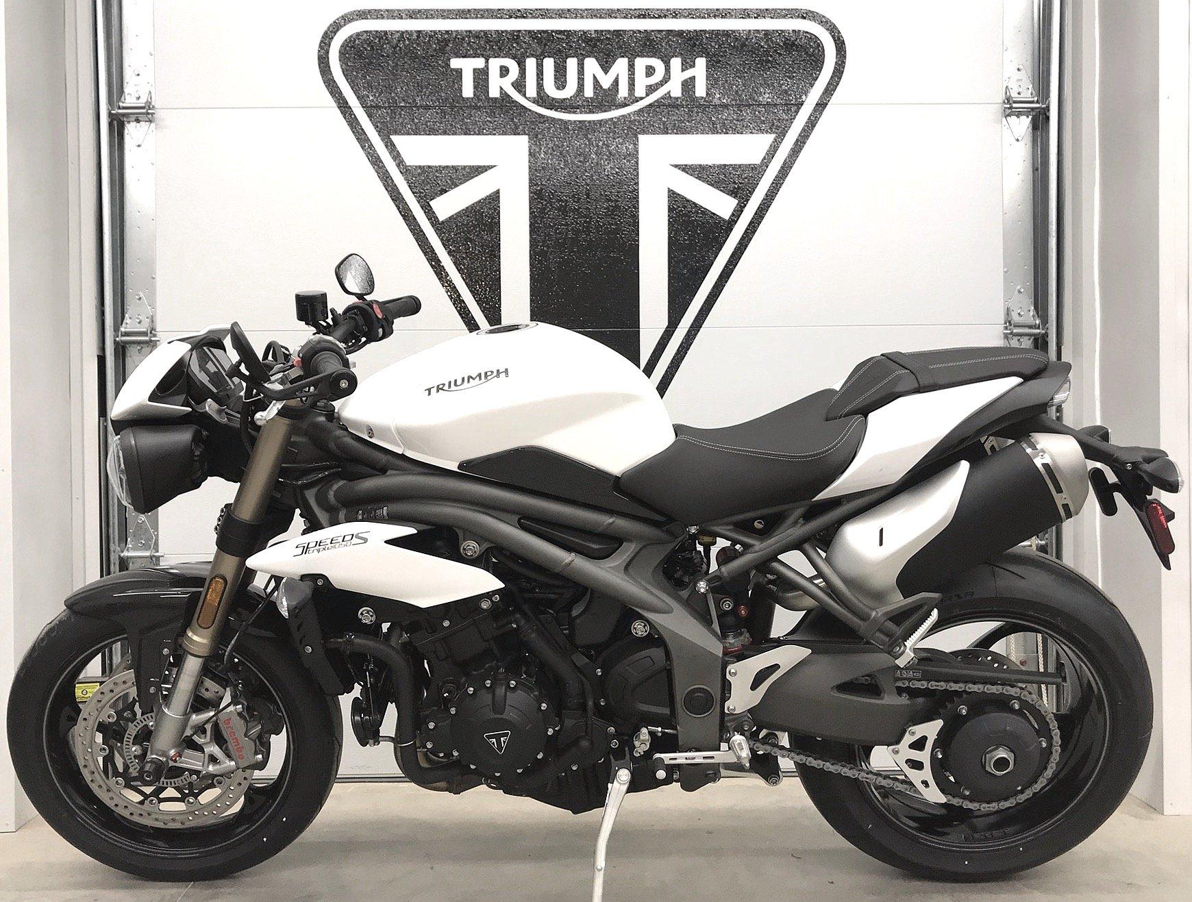 2019 Triumph Speed Triple S Baxter Cycle