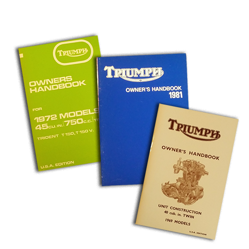 Owner's Handbooks