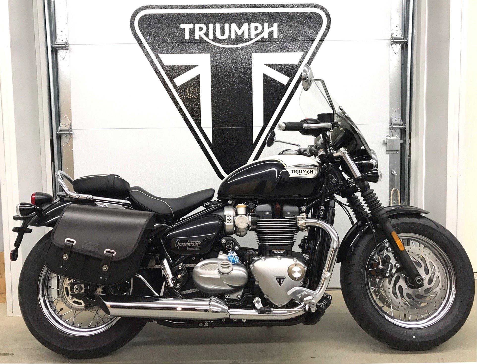2019 Triumph Speedmaster Baxter Cycle