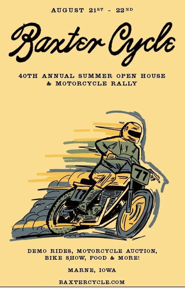 2021 Rally Flyer